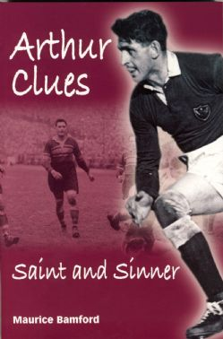 ARTHUR CLUES - Saint and Sinner